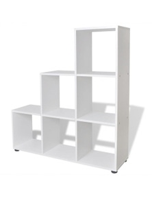 Staircase Bookcase / Display Shelf