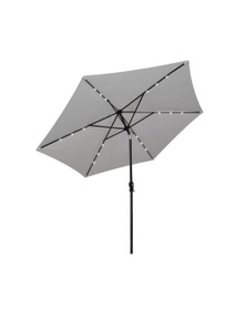 Led Cantilever Umbrella