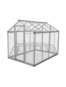 Outdoor Aviary Aluminum