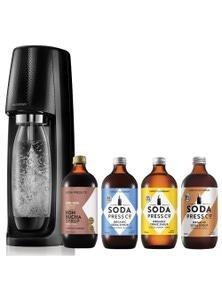 SodaStream Spirit with Flavours