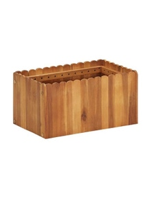 Garden Planter Solid Acacia Wood