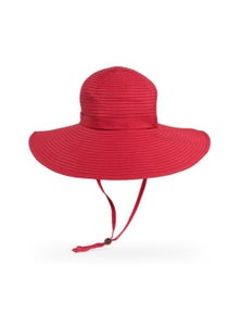 Sunday Afternoons Womens Beach Hat - Red