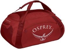 Osprey Transporter 130L Duffle Bag Backpack - Hoodoo Red