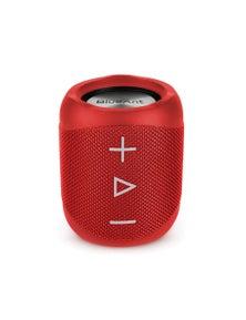 BlueAnt X1 Portable Bluetooth Speaker - Red