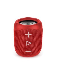 BlueAnt X1 Portable Bluetooth Speaker - Red