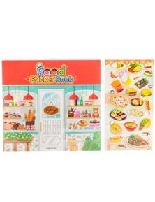 Puffy Sticker Book - Food