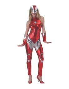 Rubies Iron Rescue Jumpsuit Costume