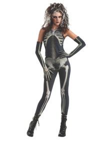 Rubies Skelee Girl Adult Costume