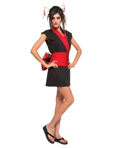 Rubies Geisha Costume