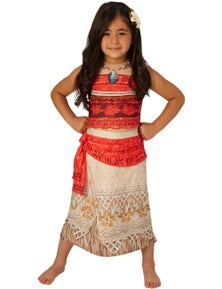 Rubies Moana Deluxe Childrens Costume