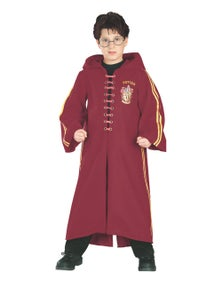 Rubies Quidditch Deluxe Robe Child Costume