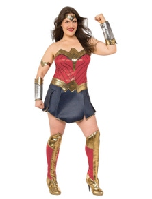 Rubies Wonder Woman Deluxe Costume