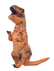 Rubies T-Rex Inflatable Childrens Costume With Sound