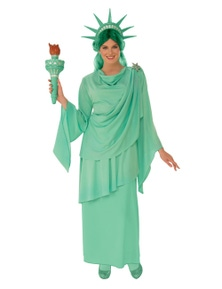 Rubies Liberty Statue Womens Costume