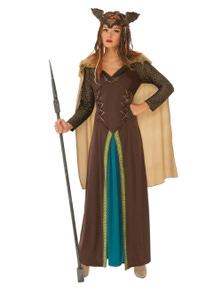 Rubies Viking Woman Costume