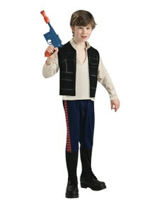Rubies Han Solo Deluxe Childrens Costume