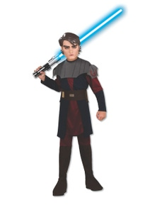 Rubies Anakin Skywalker Clone Wars Child Costume