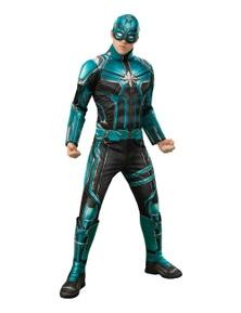 Rubies Yon Rogg Deluxe Captain Marvel Costume