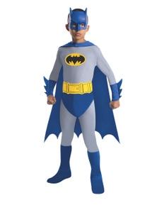 Rubies Batman Brave And Bold Classic Childrens Costume