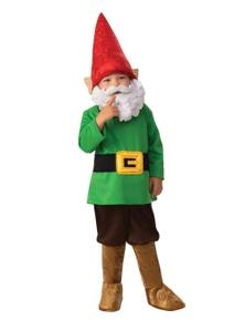 Rubies Garden Gnome Boy Childrens Costume