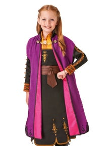 Rubies Anna Frozen 2 Limited Edition Travel Dress Childrens Costume