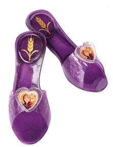 Rubies Anna Frozen 2 Jelly Shoes - Child