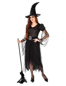 Rubies Witch Of Darkness Costume