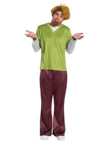 Rubies Shaggy Adult Costume - Scoob Movie