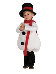 Rubies Baby Snowman Toddler Childrens Costume