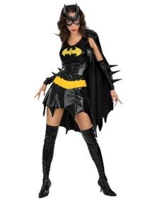 Rubies Batgirl Secret Wishes Costume