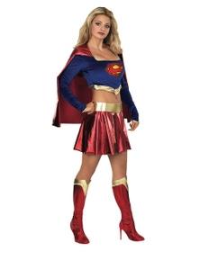 Rubies Supergirl Secret Wishes Costume