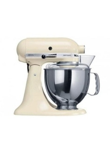 Kitchen Aid Stand Mixer Ksm150 Almond Cream Mixer