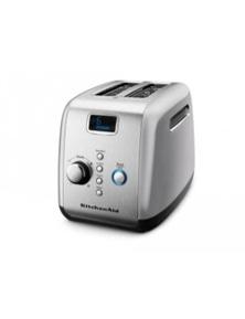 Kitchen Aid Toaster - Artisan 2 Slice Contour Silver Kmt223