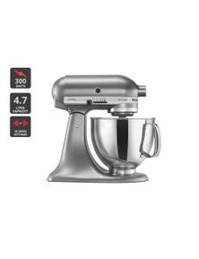 Kitchen Aid Stand Mixer Ksm150 Contour Silver Mixer