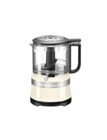 Kitchen Aid Food Processor Mini 3.5 Cup - Almond Cream
