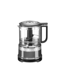 Kitchen Aid Food Processor Mini 3.5 Cups - Contour Silver