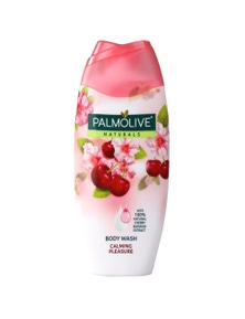 PALMOLIVE 90mL BODY WASH NATURALS CALMING PLEASURE