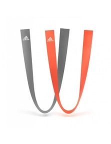 Adidas Pilates Bands Yoga Resistance Band L1 & L2 Home Gym Fitness Exercise Workout