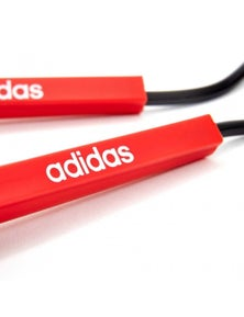 Adidas Essential Skipping Rope Cardio Jump Cable Boxing MMA Gym Exercise Fitness 3m