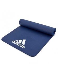 Adidas Fitness Mat 7mm Exercise Training Floor Gym Yoga - Blue