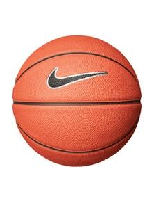 Nike Swoosh Skills 03 Basketball - Amber/Black/White