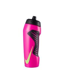 Nike Hyperfuel 710Ml Water Bottle - Fire Pink/Black/Ghost Green