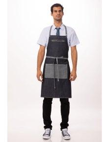 Chef Works Manhattan Bib Apron