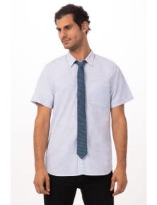 Chef Works Striped Urban Neck Tie