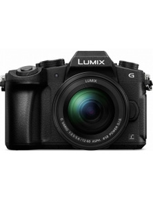 Panasonic 16MP Lumix G85 Mirrorless Camera Body with 12-60mm Camera Lens