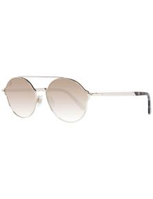 Web Sunglasses WE0243 32G 58 Unisex Gold