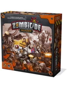 Zombicide Invader Board Game