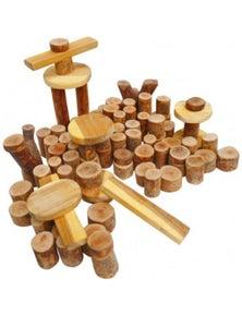 Qtoys Tree Blocks 106 Pieces