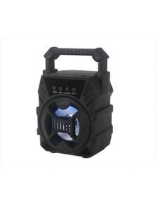 Portable Bluetooth Speaker 5W FM SD USB Audio Black F6009