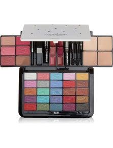 Cameleon MakeUp Kit G1697 (25x EyeShadow, 6x Blusher, 4x Compact Powder, 6x Lipgloss, 1x Mascara....) - 1